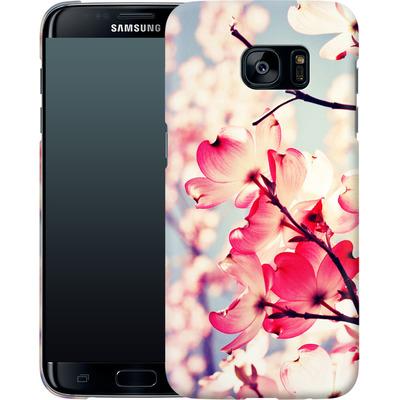 Samsung Galaxy S7 Edge Smartphone Huelle - Dialogue With The Sky von Joy StClaire