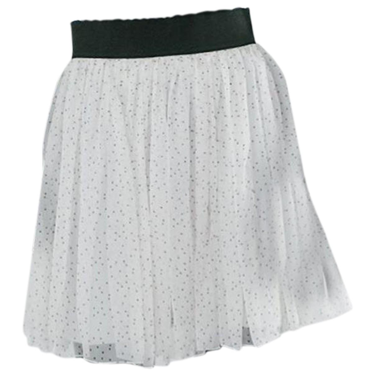 Dolce & Gabbana \N Rocke in  Weiss Polyester