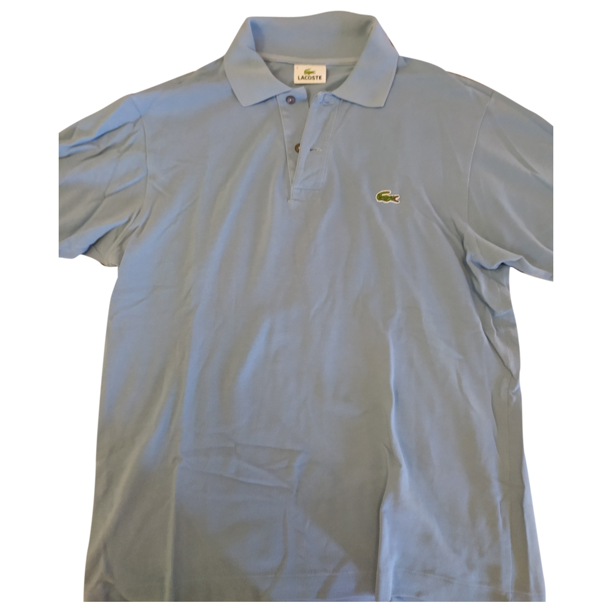 Lacoste \N Poloshirts in Baumwolle