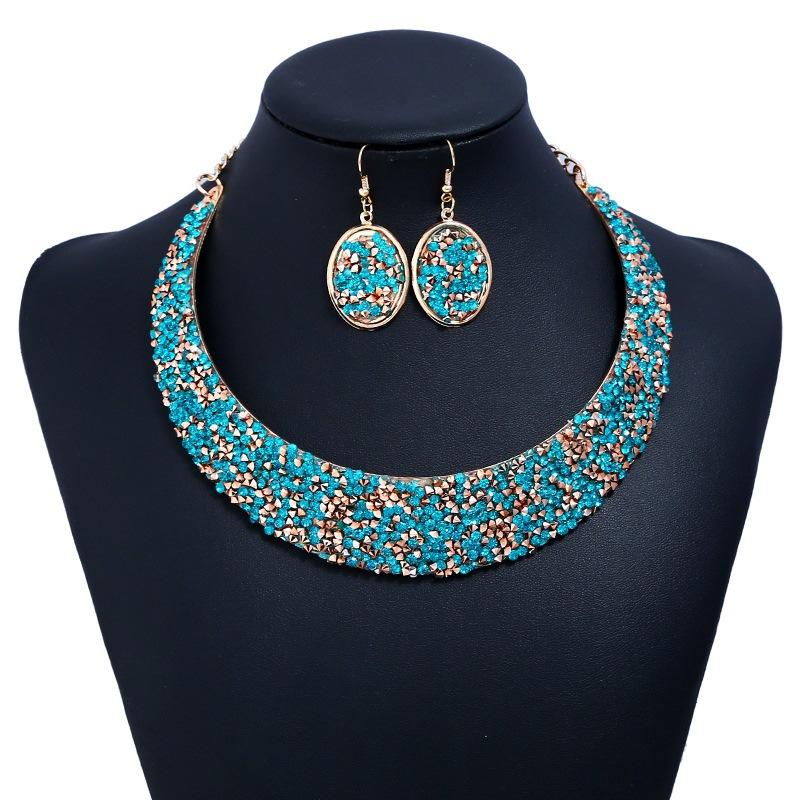 Ericdress Diamante Romantic Gift Jewelry Sets