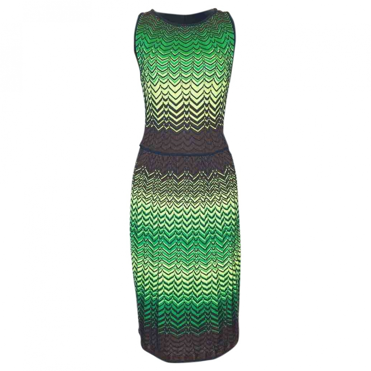 M Missoni \N Green dress for Women 38 IT