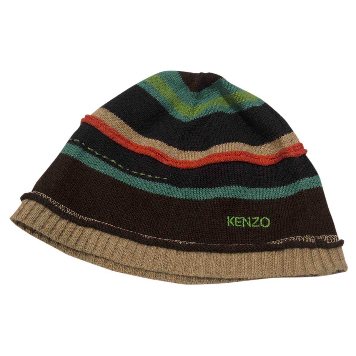 Kenzo \N Hut, Muetzen, Handschuhe in  Bunt Wolle