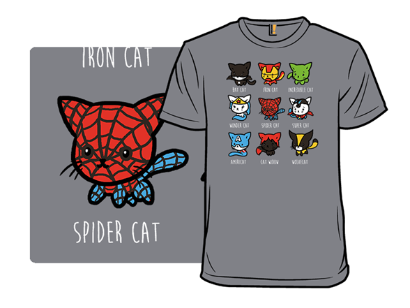 Herocats T Shirt