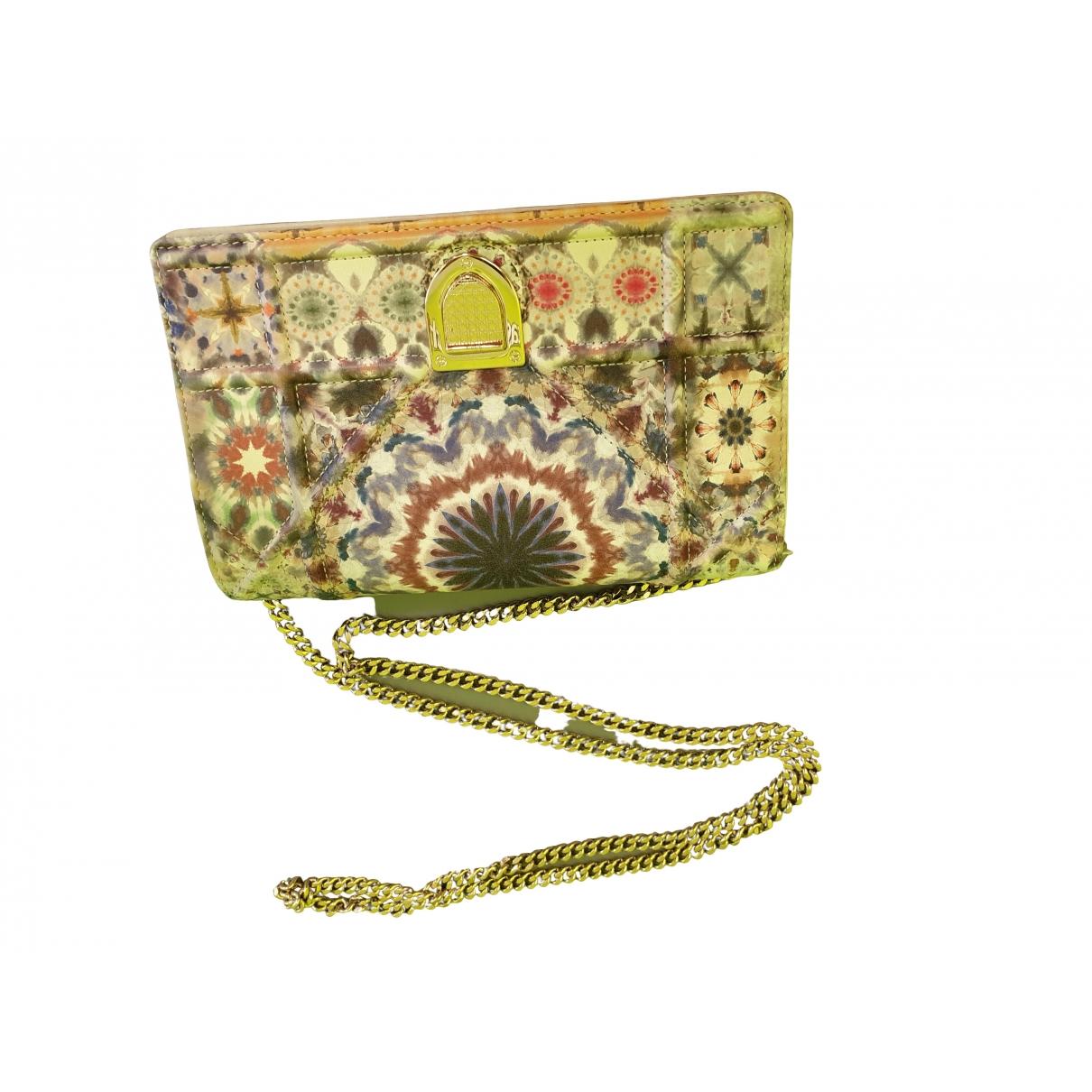 Dior Diorama Handtasche in Leder