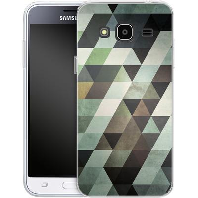 Samsung Galaxy J3 (2016) Silikon Handyhuelle - Stwwyc Syne von Spires
