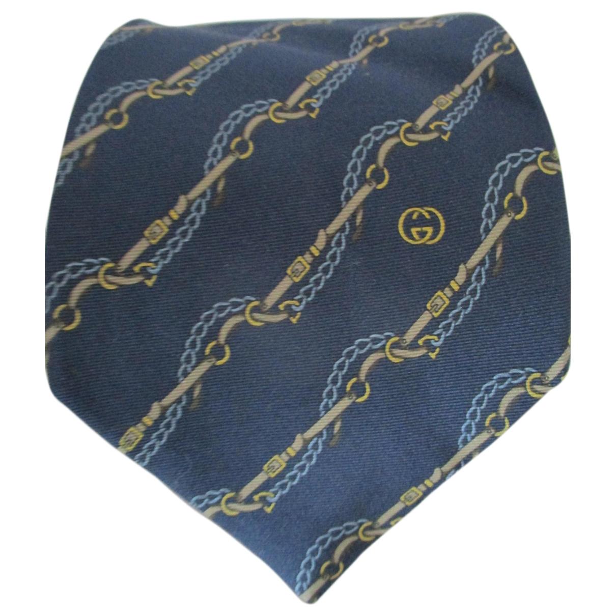 Gucci - Cravates   pour homme en soie - multicolore