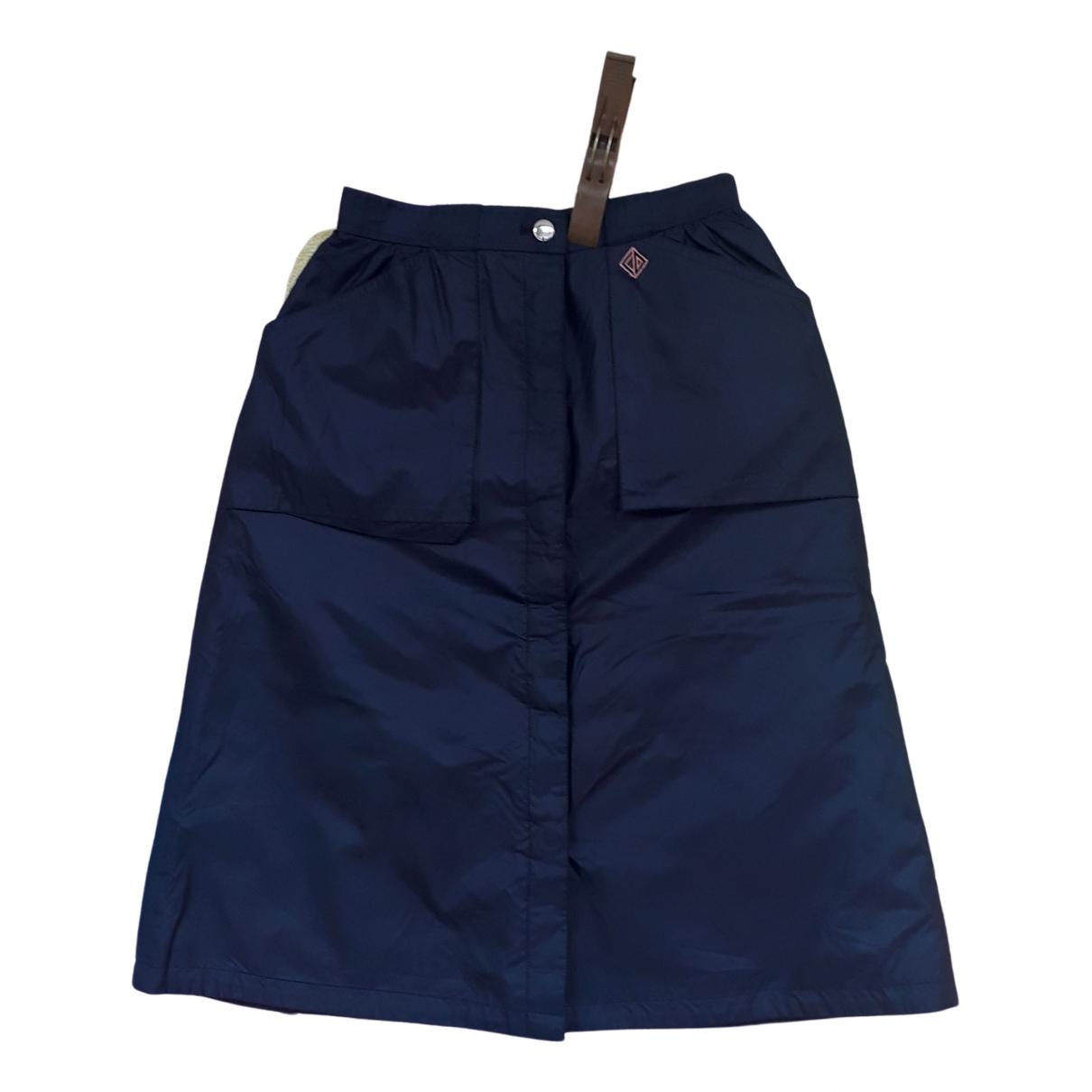 Dior - Jupe   pour femme - bleu