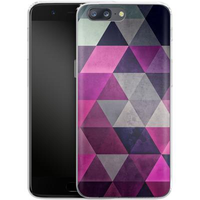 OnePlus 5 Silikon Handyhuelle - Hylyoxrype von Spires
