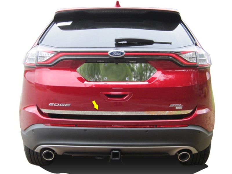 Quality Automotive Accessories Rear Deck Trim Trunk Lid Accent Ford SUV Edge 2015-2021