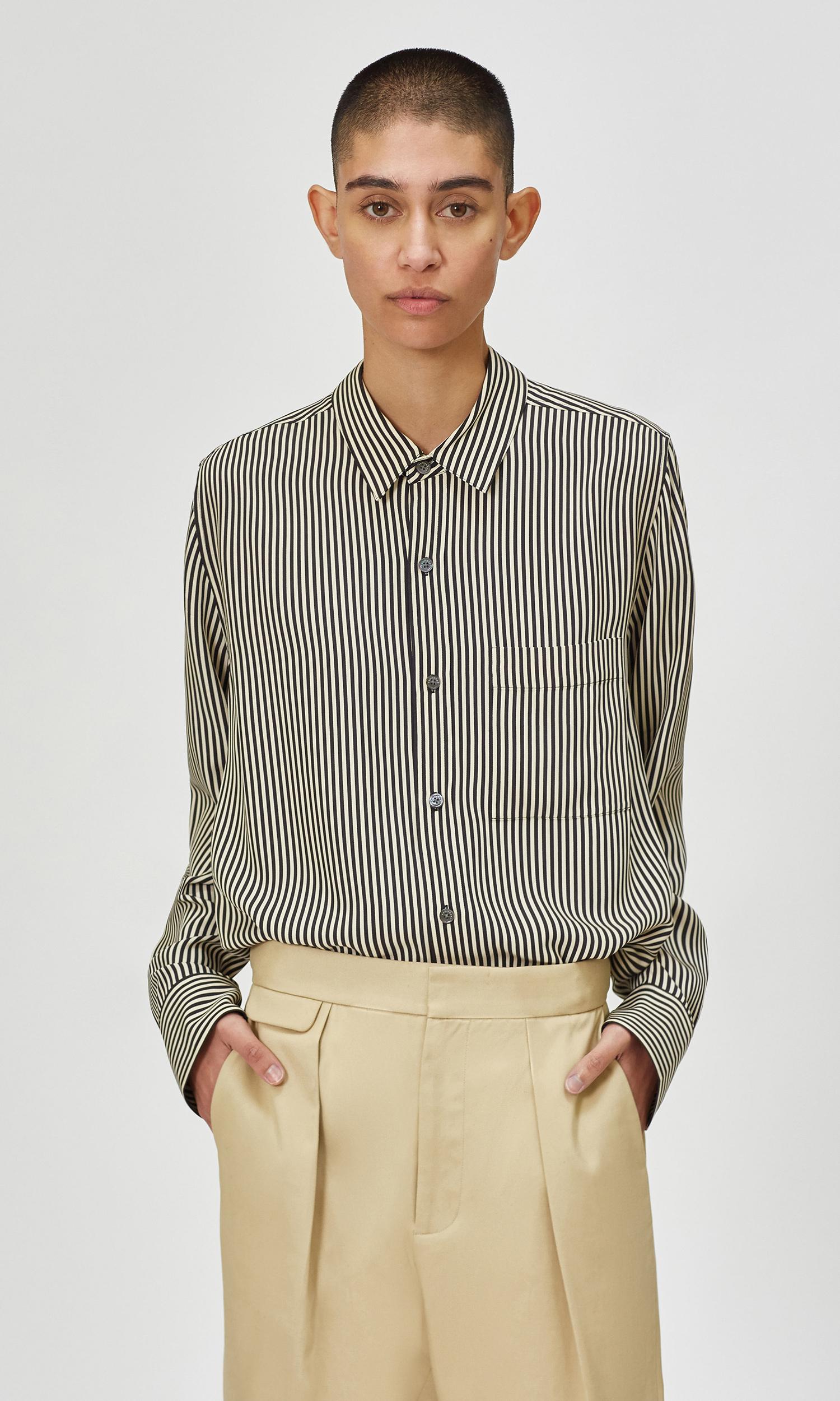 Slim Fit Shirt by Equipment