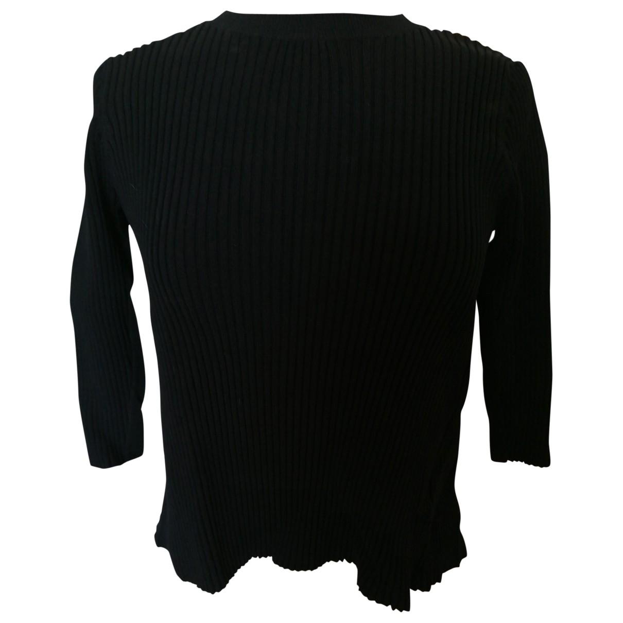 Maje \N Black Knitwear for Women 38 FR