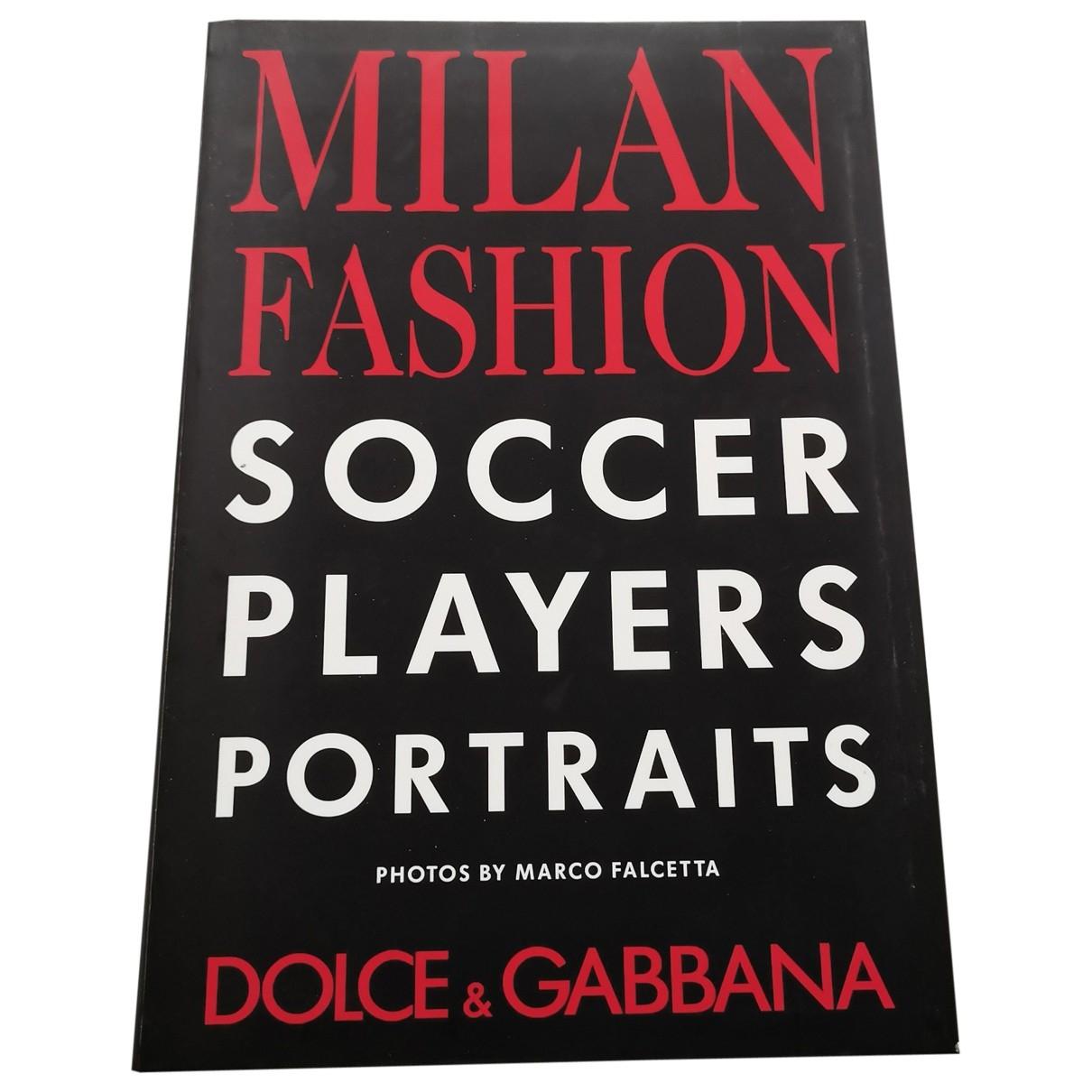 Dolce & Gabbana \N Fotografie in  Schwarz Holz