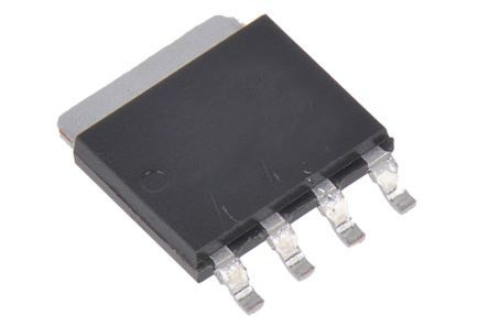 ON Semiconductor N-Channel MOSFET, 52 A, 40 V, 4-Pin LFPAK  NVMYS7D3N04CLTWG (3000)