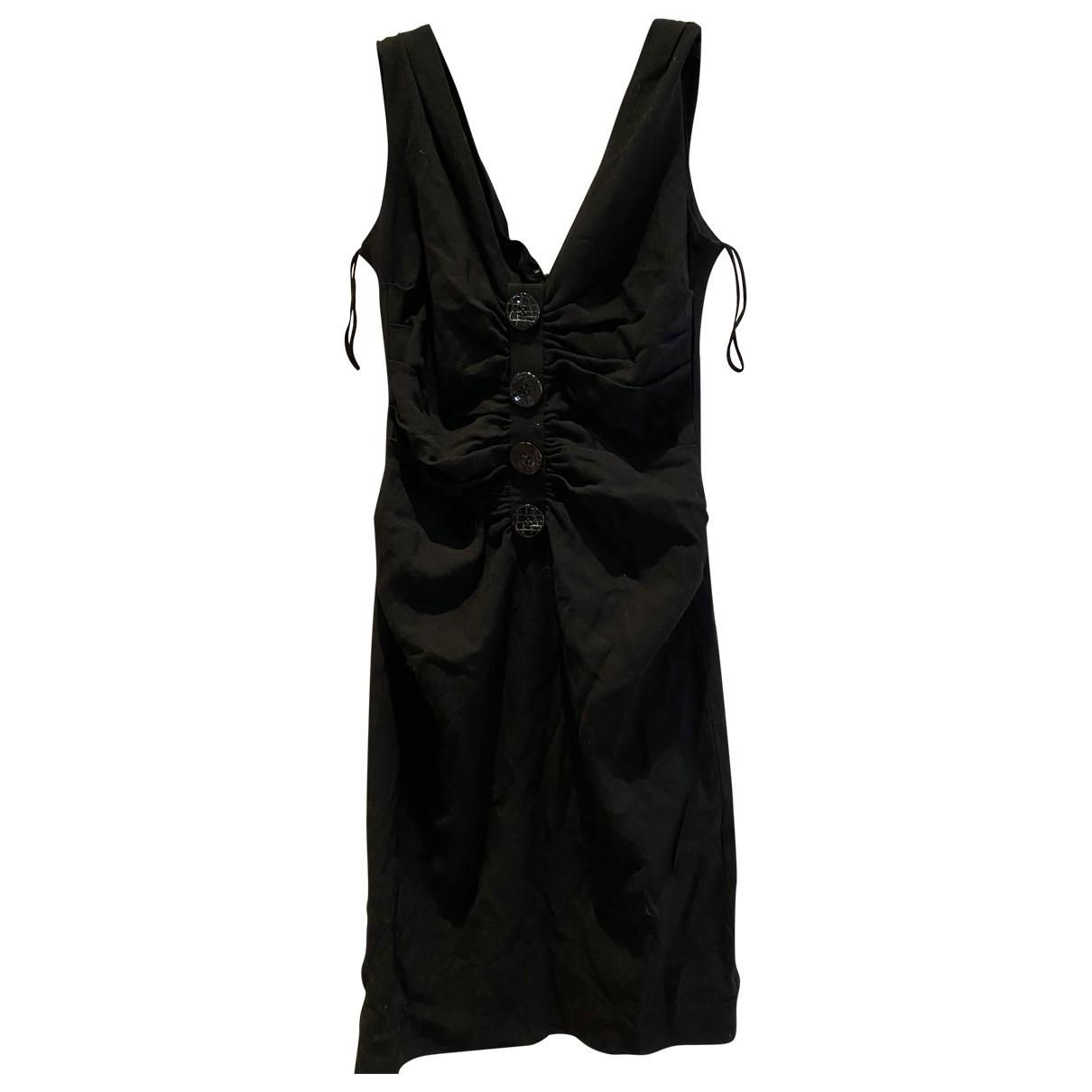 Dolce & Gabbana N Black dress for Women 44 FR
