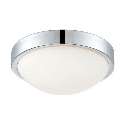 FML401-10-15 Sydney Integrated LED Flush Mount in Polished