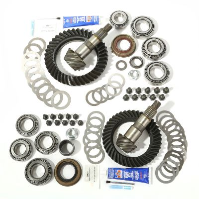 Alloy USA JK Dana 30 Front & Rear 4.56 Ring and Pinion Kit - 360009
