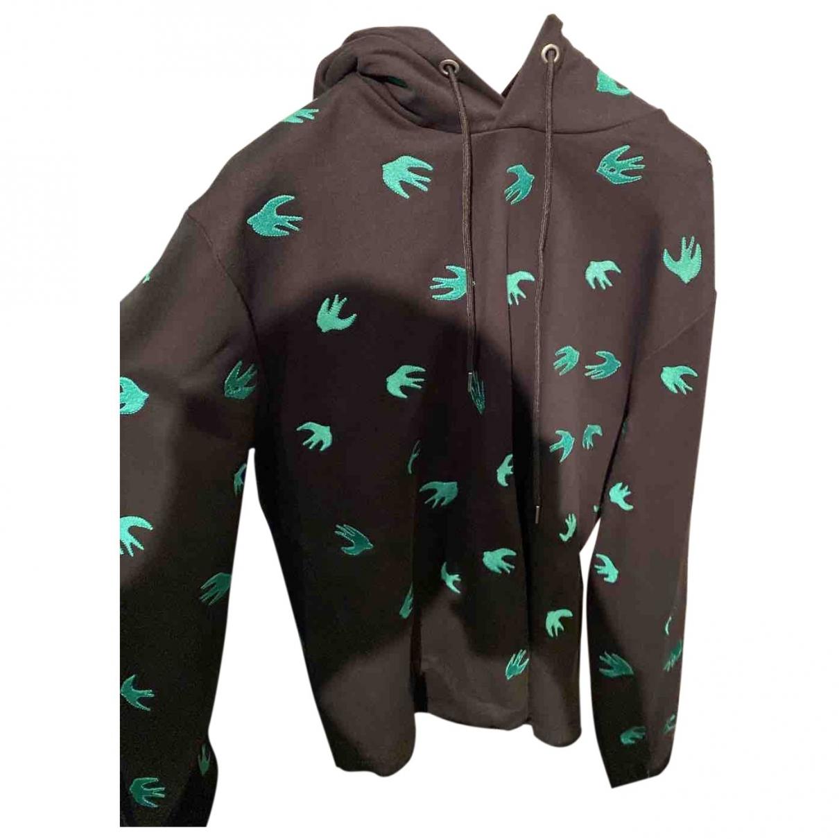 Mcq \N Black Cotton Knitwear & Sweatshirts for Men M International