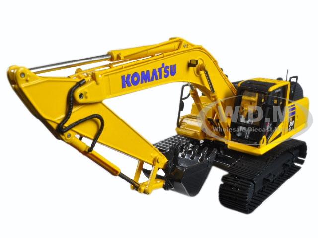 Komatsu PC360LC-11 Excavator 1/50 Diecast Model by First Gear