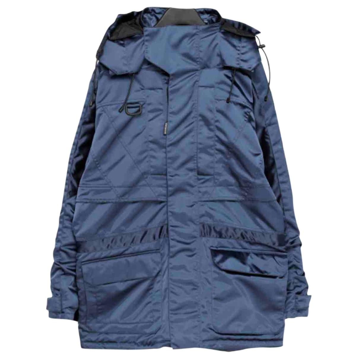 Balenciaga - Vestes.Blousons   pour homme - bleu