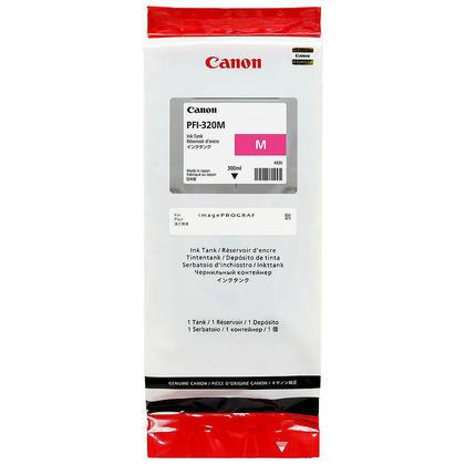 Canon PFI-320M 2892C001 Original Magenta Toner Cartridge