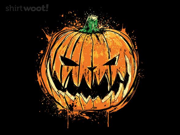 Pumpkin King T Shirt