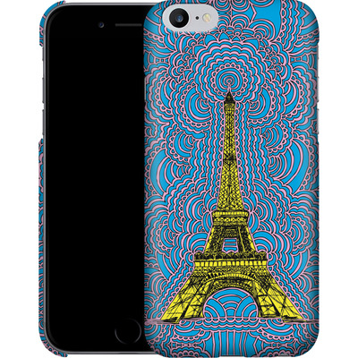 Apple iPhone 6 Plus Smartphone Huelle - Eiffel Tower von Kaitlyn Parker