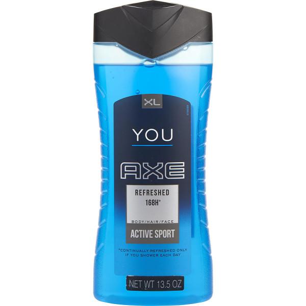 Axe - Active Sport : Hair & Body Shower Gel 400 ml