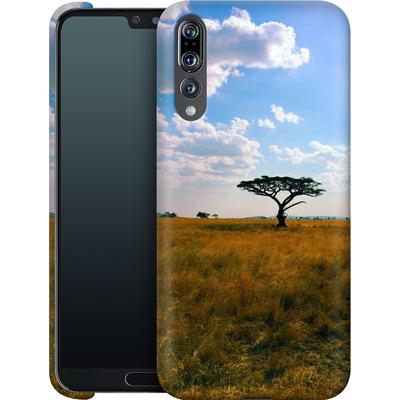 Huawei P20 Pro Smartphone Huelle - Tanzanian Savanna von Omid Scheybani