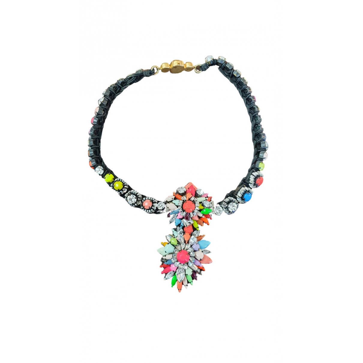 Shourouk \N Multicolour Ceramic necklace for Women \N