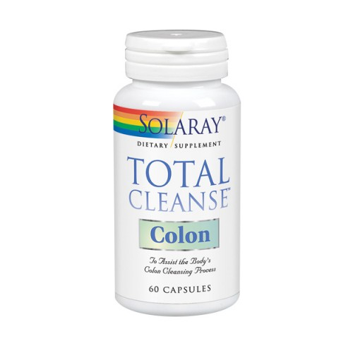 Total Cleanse Colon 60 Caps by Solaray