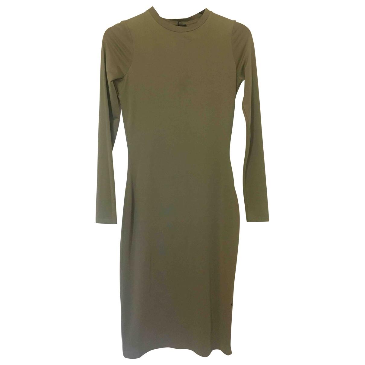 River Island \N Khaki dress for Women 8 UK