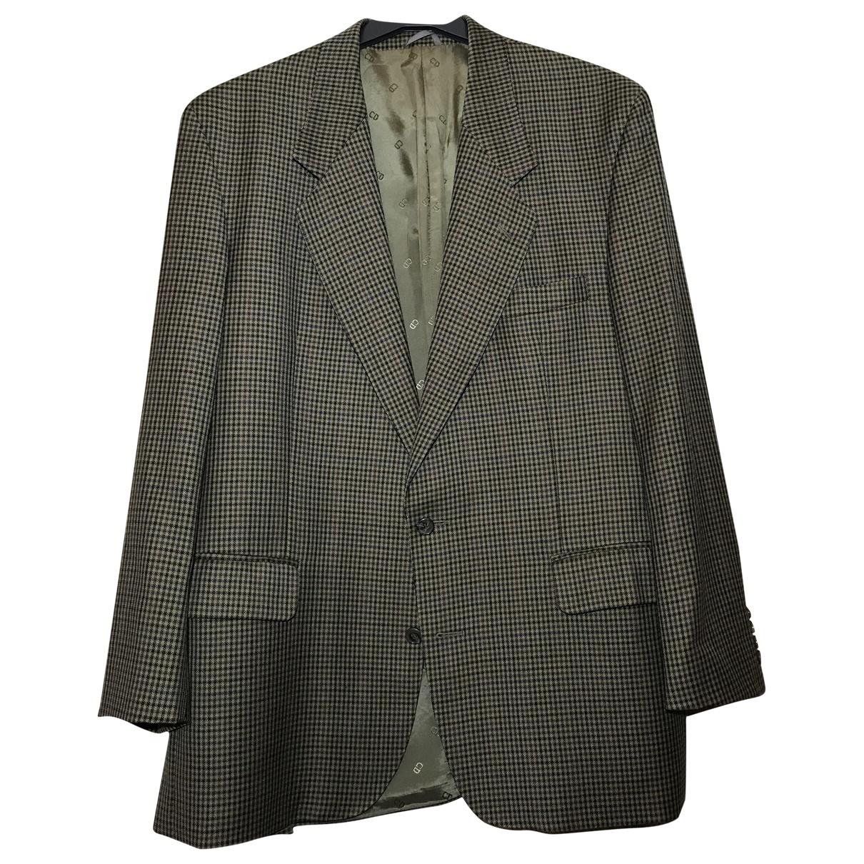 Dior - Vestes.Blousons   pour homme en laine - multicolore