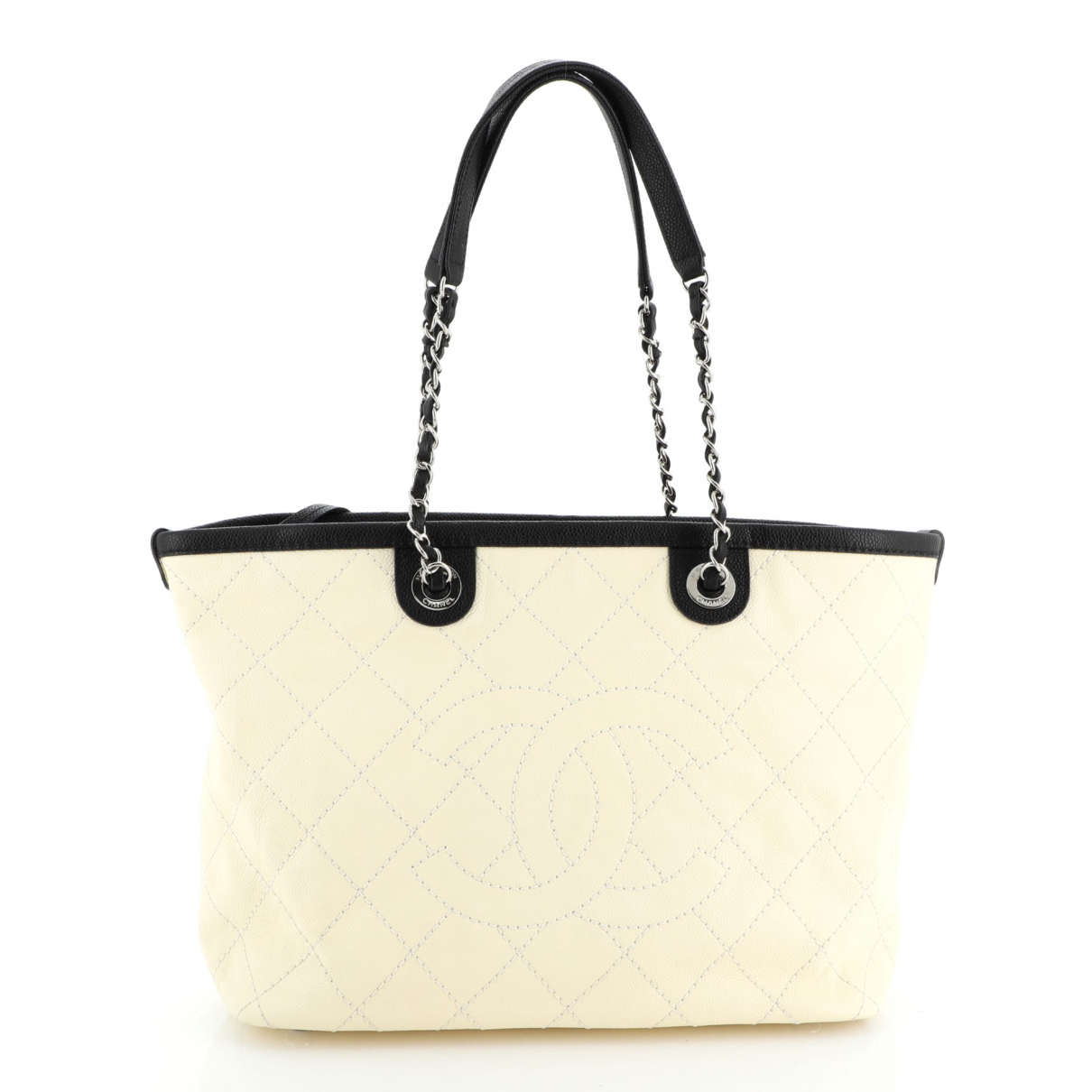 Chanel \N Handtasche in Leder