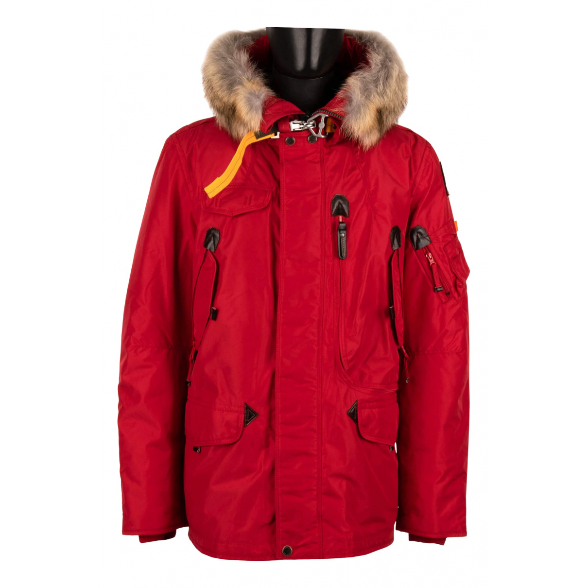 Parajumpers \N Jacke in  Rot Polyester