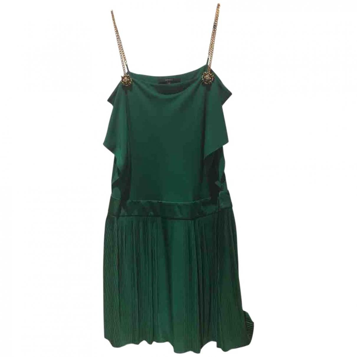 Gucci \N Kleid in  Gruen Viskose