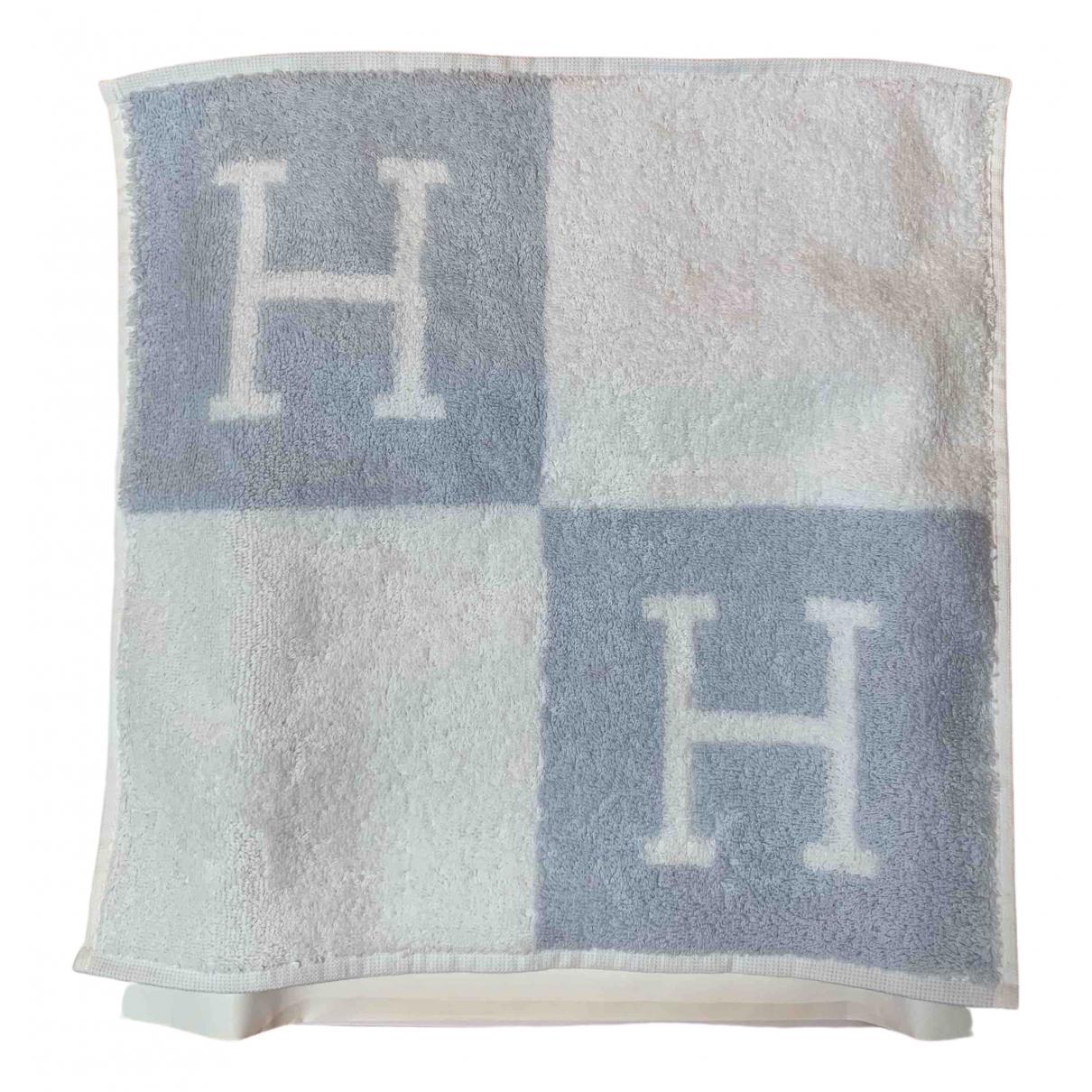 Hermès Avalon Multicolour Cotton Textiles for Life & Living \N