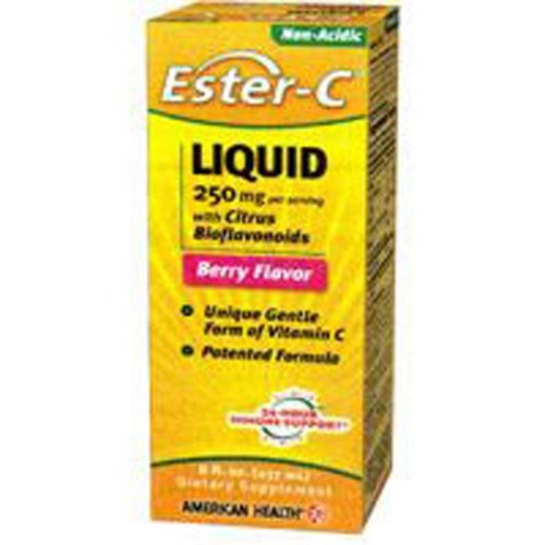 Ester-c Liquid 8 Oz by American Health