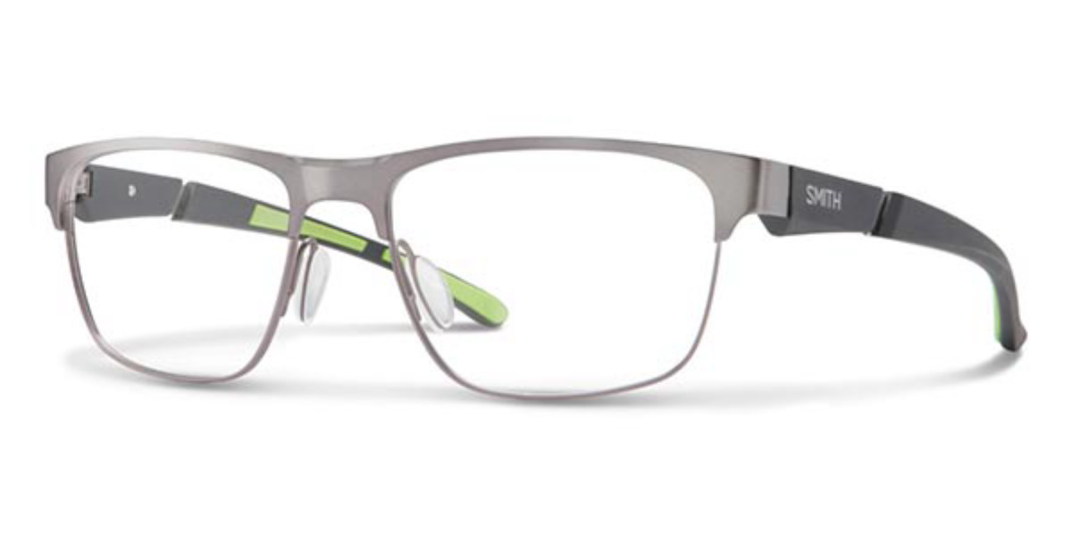 Smith DRIVETRAIN 180 5MO Men's Glasses Grey Size 55 - Free Lenses - HSA/FSA Insurance - Blue Light Block Available