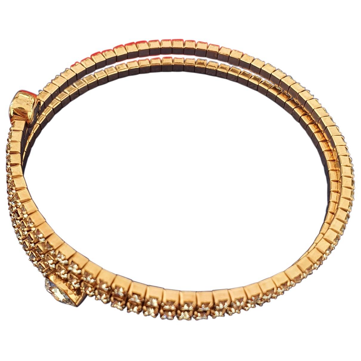 Swarovski - Bracelet   pour femme en chaine - multicolore