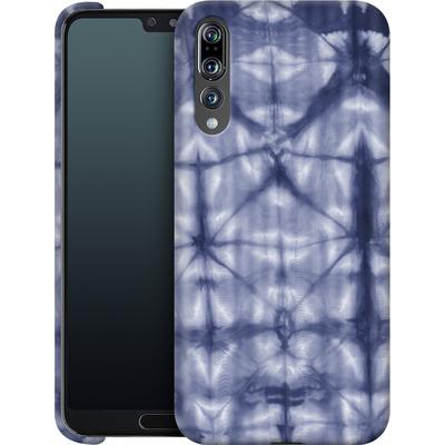 Huawei P20 Pro Smartphone Huelle - Tie Dye 2 Navy von Amy Sia