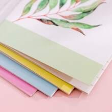 4pcs Fruit Print Cover Notebook