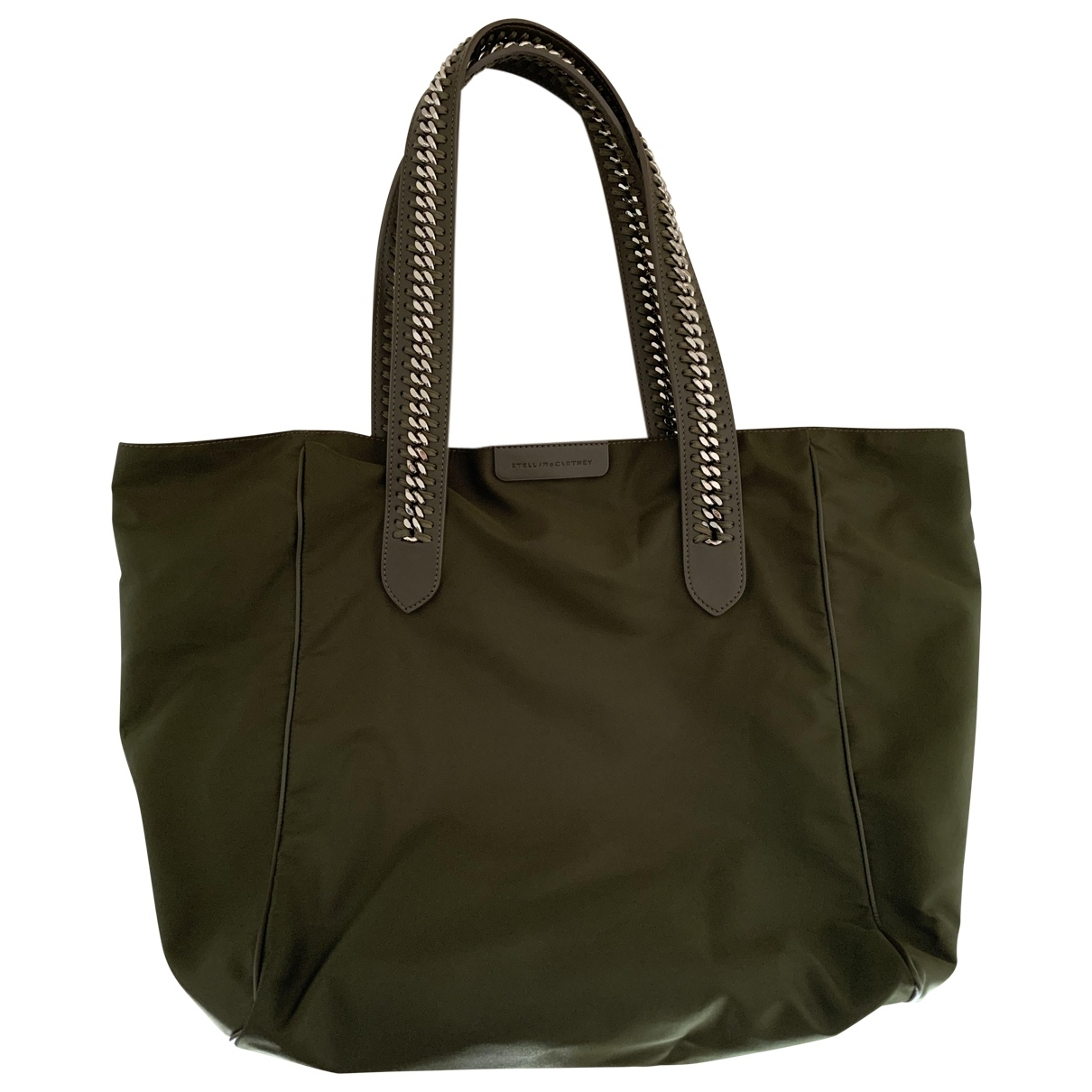 Stella Mccartney Falabella Handtasche in  Gruen Synthetik