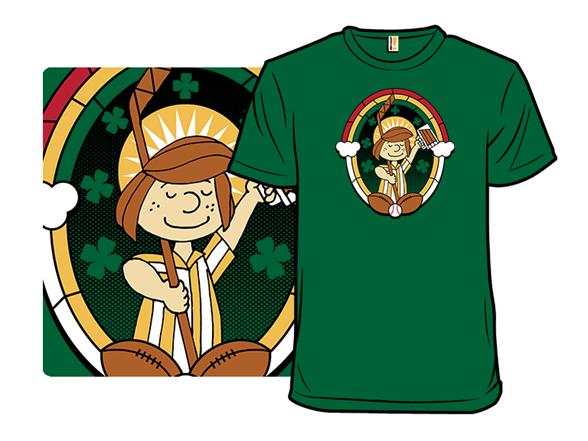 Saint Sir T Shirt