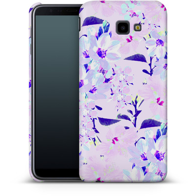 Samsung Galaxy J4 Plus Smartphone Huelle - Hyper Garden von Zala Farah
