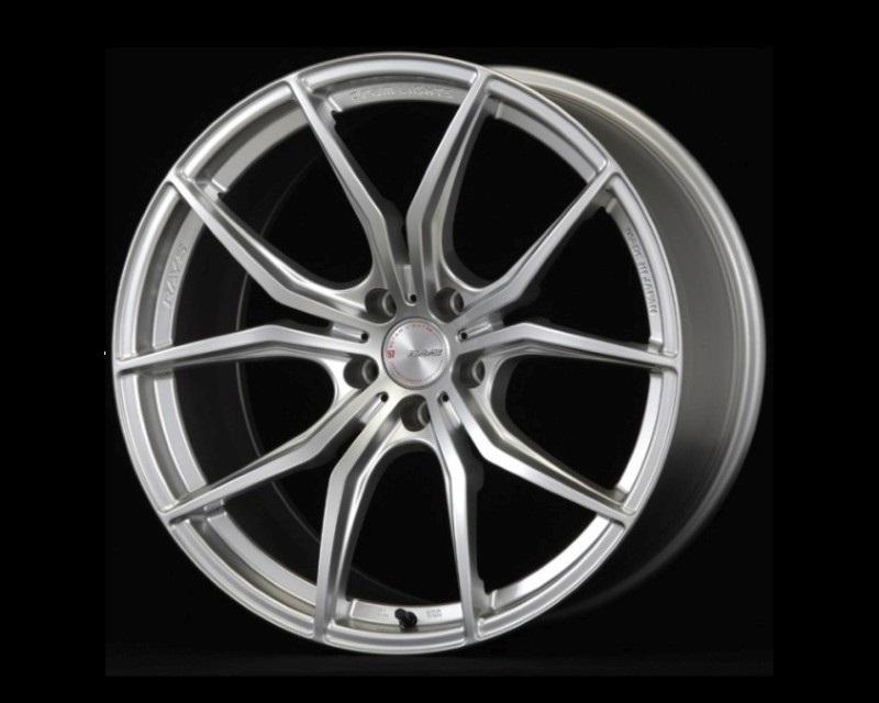GramLights WGFXA618ES 57FXX Wheel 20x11 5x114.3 18mm Sunlight Silver