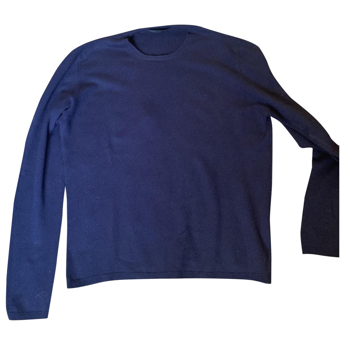 Prada - Pull   pour femme en cachemire - violet