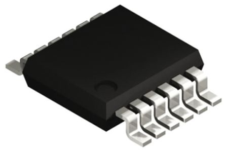 Analog Devices , LTC3630EMSE#PBF DC-DC Converter, 1-Channel 500mA 16-Pin, MSOP (2)