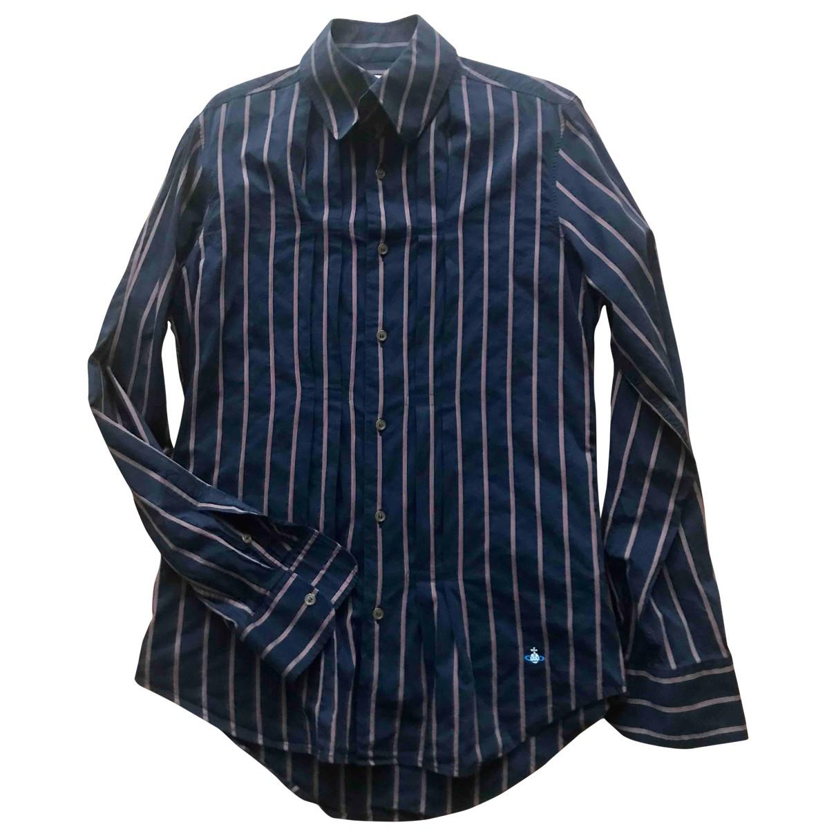 Vivienne Westwood \N Hemden in  Braun Baumwolle