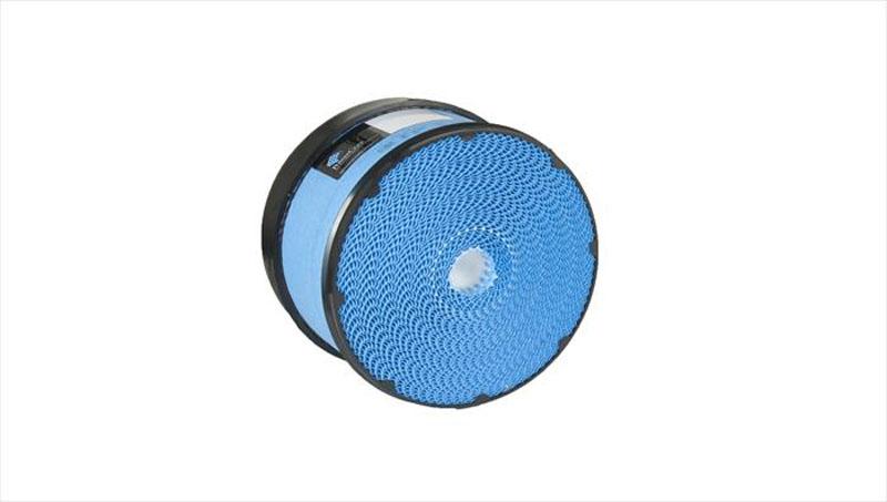 PowerCore Air Filter 4.0 Inch x 8.0 Inch x 8.0 Inch Diameter Straight Round Volant