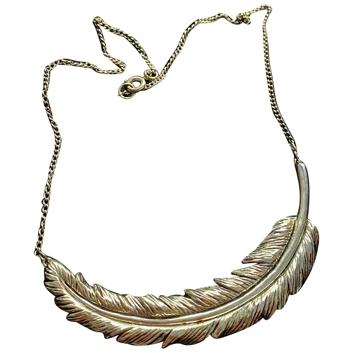 Bimba Y Lola - Collier   pour femme en plaque or - dore